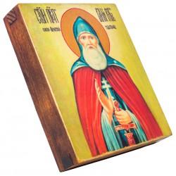 Икона Святой Илья Муромец (11х13)