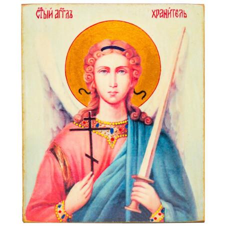Икона Ангел Хранитель 11х13 см