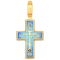 Крест «ГОЛГОФСКИЙ КРЕСТ. МОЛИТВА КРЕСТУ» КС109/1