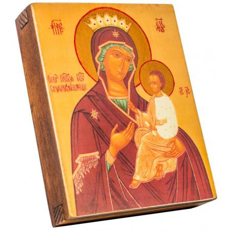Икона Божиея Матерь Скоропослушница 11х13 см