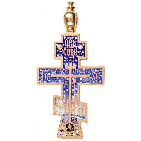 Крест «СТАРООБРЯДЧЕСКИЙ» КС101