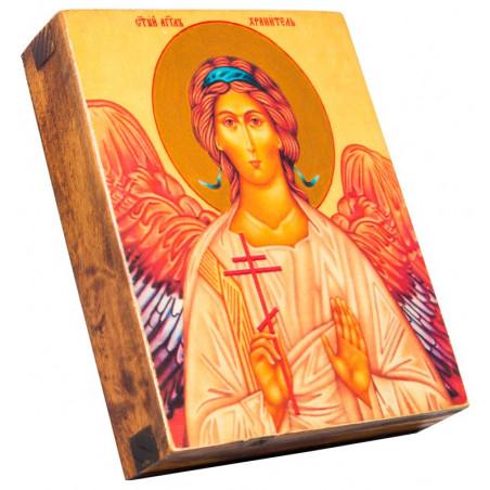 Икона Ангел Хранитель 11х13 см (18884)