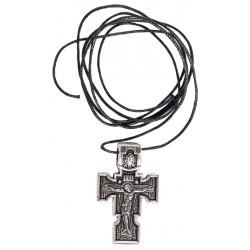 Нательный крест «Архангел Михаил»