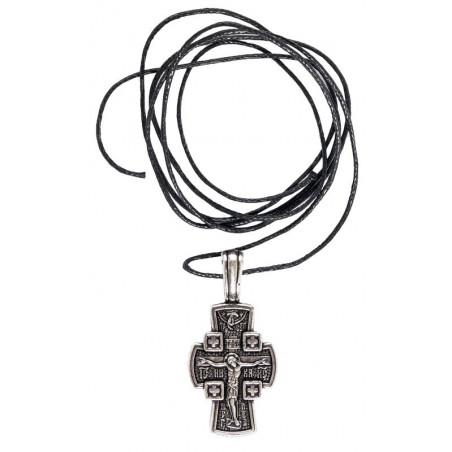 Нательный крест «Ангел Хранитель»