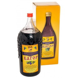 Церковное вино Кагор в подарочной упаковке, 2 л
