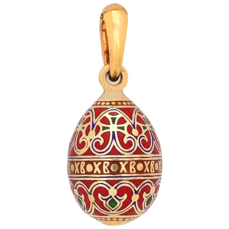 Пасхальное яйцо «ХРИСТОС ВОСКРЕСЕ» ЯС031