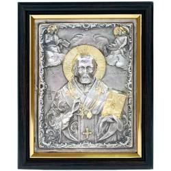 Икона Святой Николай Чудотворец (02320)