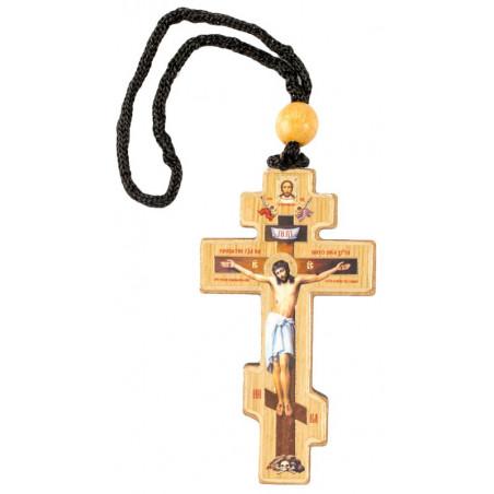 Крест для автомобиля 4,5х8 см
