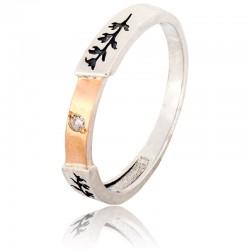 Серебряное кольцо 188