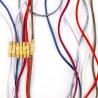 Шнурок для крестика, шелк, 60 см