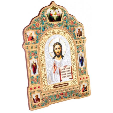 Икона Спаситель 18х25 см