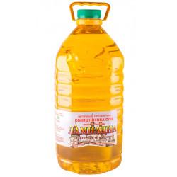 Лампадное масло подсолнечное 5 литров