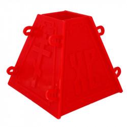Форма для пасхи пластмассовая объем 0,6 л. Софрин