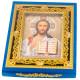 Икона Спаситель 17,5х22 см