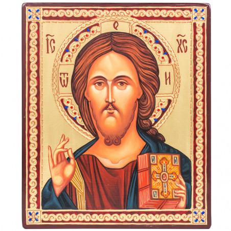 Икона писаная Спаситель...