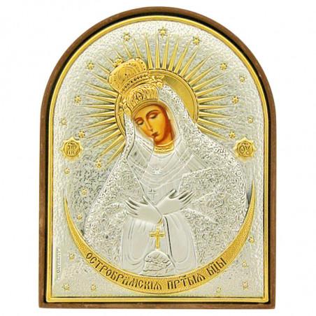 Икона Божия Матерь «Остробрамская» (Греция)