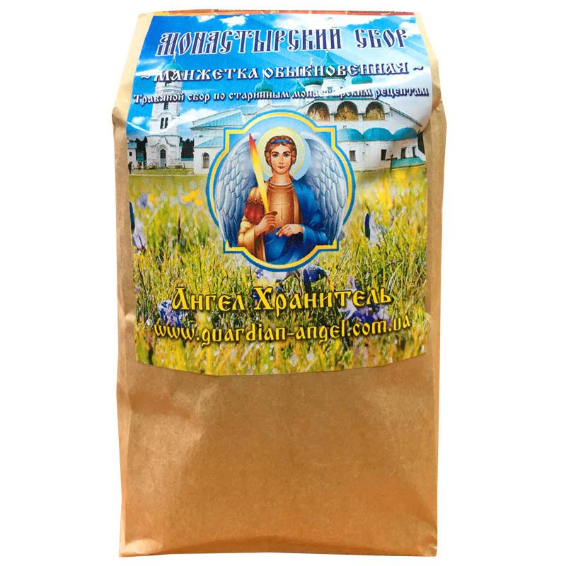 Монастырский чай: Манжетка обыкновенная