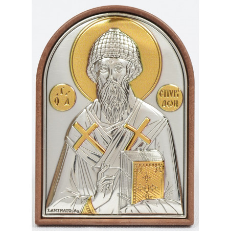 Икона Святитель Спиридон...