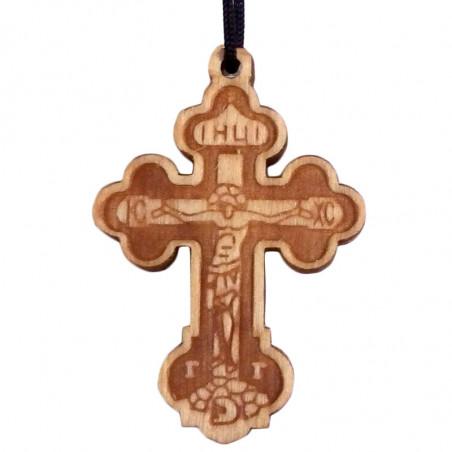 Крест деревянный, нательный...