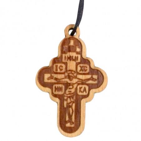 Крест деревянный,...