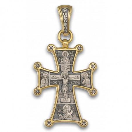 Крест «Русский Афон» (КС166/1)