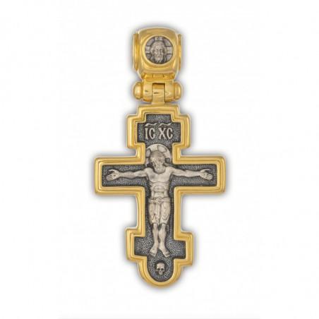 Крест «Распятие. Божия...