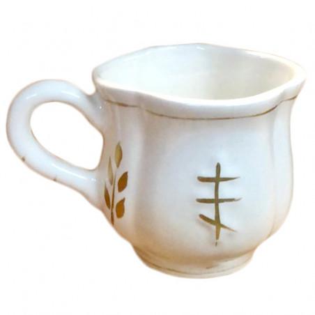 Керамическая чашка (малая,...