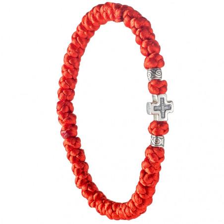 Плетеный браслет «Афонский»...