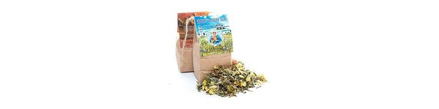 Монастырский чай и травы